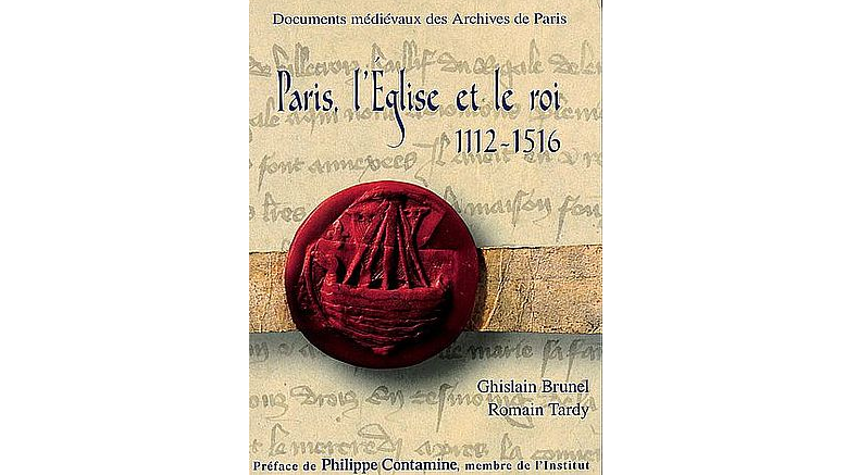 Documents médiévaux des Archives de Paris (1112-1519)
