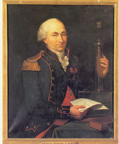 Charles-Augustin Coulomb