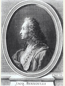 Jacques Bernoulli